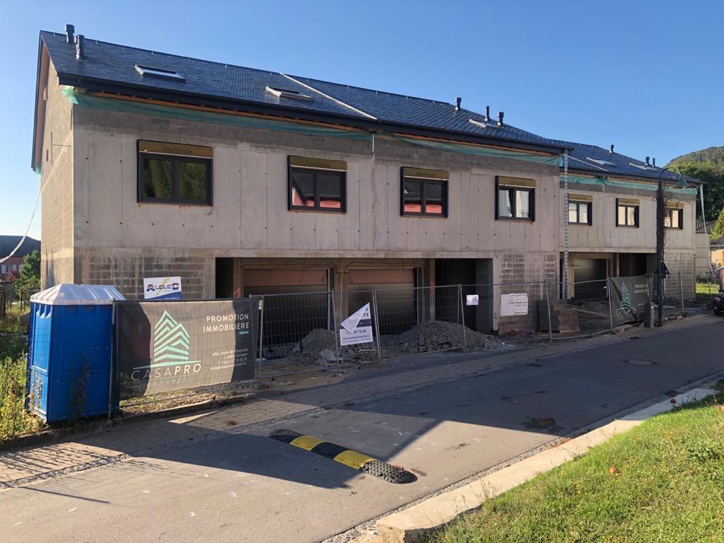 Wenkel - 4 Maisons unifamiliales en bande
